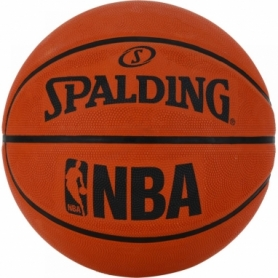 Мяч баскетбольный Spalding NBA Orange (3001500200017), №7