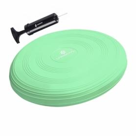 Подушка балансировочная (сенсомоторная) массажная Springos PRO Mint (FA0082)