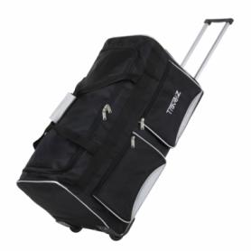 Сумка дорожная на колесах TravelZ Wheelbag 90 Black (927290)