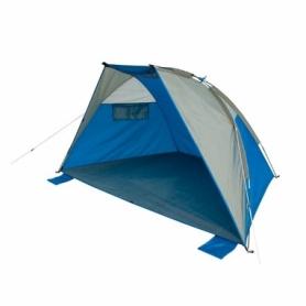 Палатка пляжная четырехместная High Peak Bilbao 40 Blue/Grey (926280)