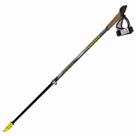 Палки для скандинавской ходьбы Vipole Vario Top-Click QL K.T. Silent DLX S1947 (926639)