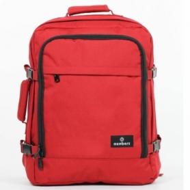 Сумка-рюкзак Members Essential On-Board 44 Red (926390), 44л