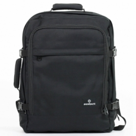 Сумка-рюкзак Members Essential On-Board 44 Black (926387), 44л