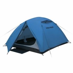 Палатка трехместная High Peak Kingston 3 (Blue/Grey) (926273)
