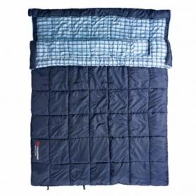 Спальный мешок (спальник) Caribee Safari Double / 0°C Navy (925984)