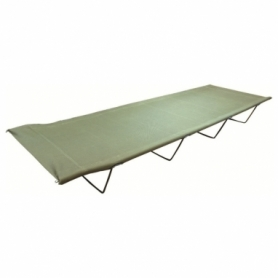 Раскладушка кемпинговая Highlander Steel Camp Bed Olive (925470)