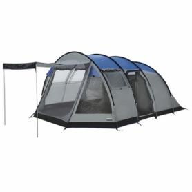 Палатка шестиместная High Peak Durban 6 Grey/Blue (925404)
