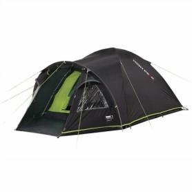 Палатка трехместная High Peak Talos 3 Dark Grey/Green (925398)