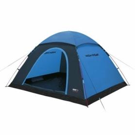 Палатка четырехместная High Peak Monodome XL 4 Blue/Grey (925383)