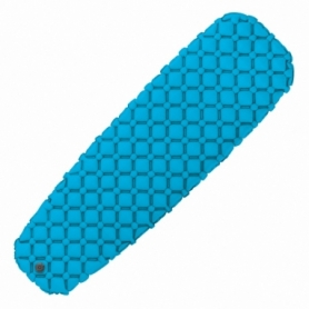 Коврик туристический Ferrino Air-Lite 400 Blue (924869), 1850х560х50