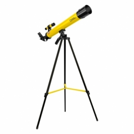 Телескоп National Geographic 50/600 Refractor AZ Yellow (924763)