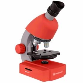 Микроскоп Bresser Junior, красный 923031, 40x-640x