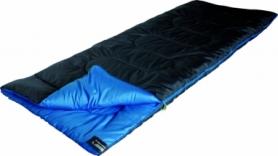Спальный мешок (спальник) High Peak Ceduna / +3°C (Left) Black/blue (922677)