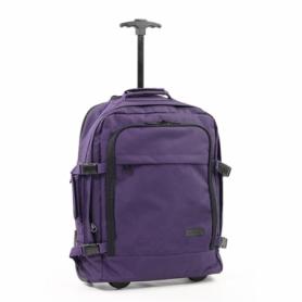 Сумка-рюкзак на колесах Members Essential On-Board 33 Purple (922524), 33л