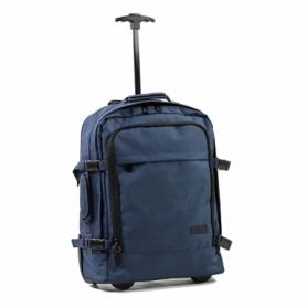 Сумка-рюкзак на колесах Members Essential On-Board 33 Navy (922522), 33л