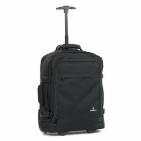 Сумка-рюкзак на колесах Members Essential On-Board 33 Black (922521), 33л