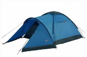 Палатка трехместная High Peak Ontario 3 Blue (921707)