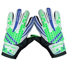 Перчатки вратарские SportVida Green-Blue