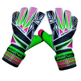 Перчатки вратарские SportVida Green-Red