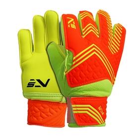 Перчатки вратарские SportVida Orange-Green