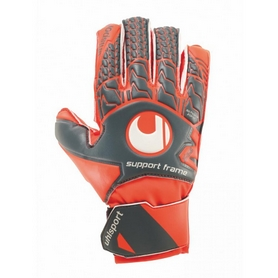 Перчатки вратарские Uhlsport Aerored Soft SF Junior