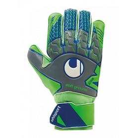Перчатки вратарские Uhlsport Tensiongreen Soft Pro