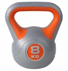 Гиря SportVida (SV-HK0080), 8 кг