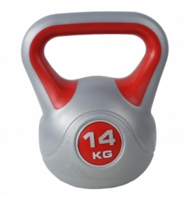 Гиря SportVida (SV-HK0083), 14 кг