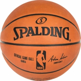 Мяч баскетбольный Spalding NBA Game Ball (NBA-GMBL_7), №7