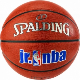 Мяч баскетбольный Spalding Junior NBA IN/OUT (3001595012416), №6