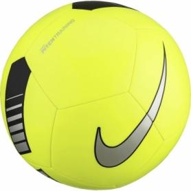 Мяч футбольный Nike Pitch Training (SC3101-702) - желтый, №5