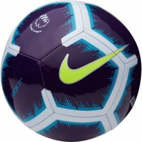 Мяч футбольный Nike Premier League Pitch (SC3597-505) - темно-синий, №5