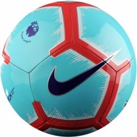 Мяч футбольный Nike Premier League Pitch (SC3597-420) - голубой, №5