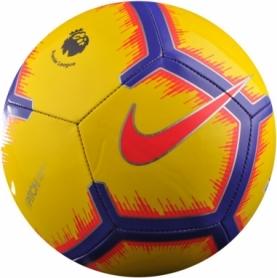 Мяч футбольный Nike Premier League Pitch (SC3597-710) - желтый, №5