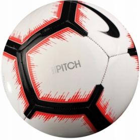 Мяч футбольный Nike Pitch (SC3316-100), №5 - Фото №2