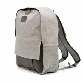 Рюкзак городской канвас Tarwa (RGj-7224-4lx), серый