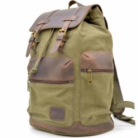 Рюкзак городской кожаный Tarwa (RH-0010-4lx)