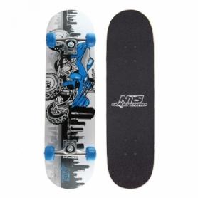 Скейтборд Nils Extreme (CR3108SB-SD) Speed
