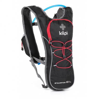 Рюкзак спортивный Kilpi Endurance (GU0104KIBLKUNI) - черный, 10 л