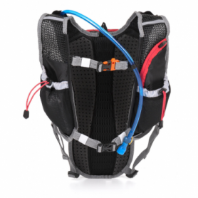 Рюкзак спортивный Kilpi Endurance (GU0104KIBLKUNI) - черный, 10 л - Фото №2