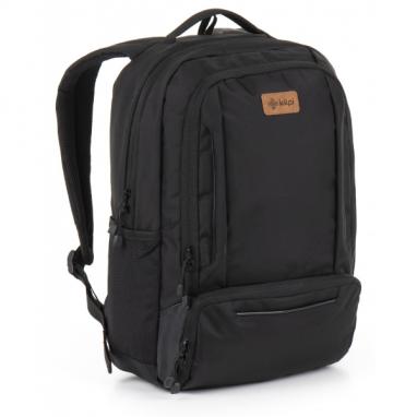 Рюкзак городской Kilpi Walk (GU0011KIBLKUNI) - черный, 25 л