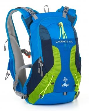 Рюкзак спортивный Kilpi Cadence-U (IU0013KIBLUUNI) - голубой, 10 л