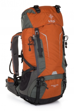 Рюкзак туристический Kilpi Elevation-U (IU0008KIORNUNI) - оранжевый, 45+5L