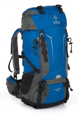 Рюкзак туристический Kilpi Elevation-U (IU0008KIBLUUNI) - синий, 45+5L