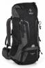 Рюкзак туристический Kilpi Elevation-U (IU0008KIBLKUNI) - черный, 45+5L