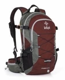 Рюкзак туристический Kilpi Pyora-U (IU0009KIREDUNI) - красный, 20 л