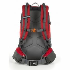 Рюкзак спортивный Kilpi Rise-U (JU0014KIREDUNI) - красный, 30 л - Фото №2