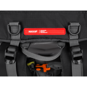 Рюкзак спортивный Kilpi Rise-U (JU0014KIBLKUNI) - черный, 30 л - Фото №2