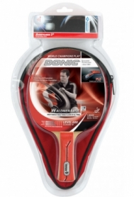 Набор для настольного тенниса Donic-Schildkrot Waldner 600 Gift Set (1 ракетка Waldner 600, 3 white 3* Avan) (788481-40+)