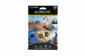 "Пакет водонепроницаемый Loksak aLOKSAK (ALOK1-5x4), 5x4"""
